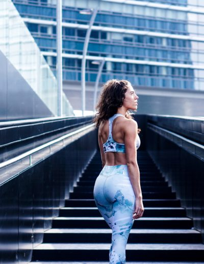 Fitness Sportswear Fotoshooting