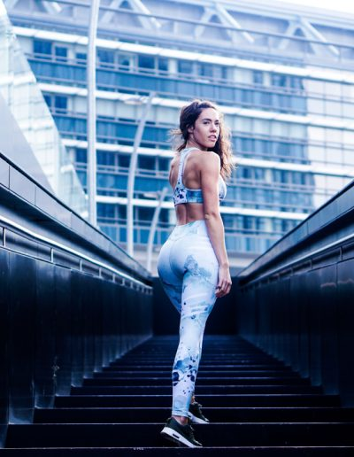 Sportswear Shooting Stefanie Diem